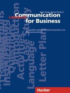Communication for Business. Kurspaket - Abegg, Birgit; Benford, Michael