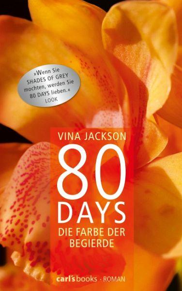 Buch-Reihe 80 Days von Vina Jackson