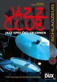 Jazz Club, Schlagzeug, m. Audio-CD