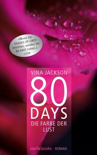 Die Farbe der Lust / 80 Days Bd.1 - Jackson, Vina