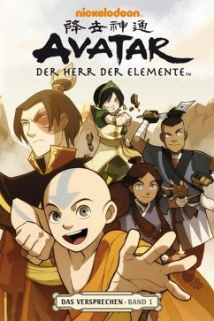 Das Versprechen 1 / Avatar - Der Herr der Elemente Bd.1 - Yang, Gene Luen;Gurihiru