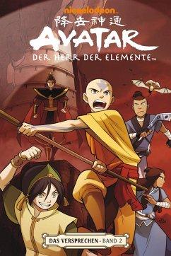 Das Versprechen 2 / Avatar - Der Herr der Elemente Bd.2 - Yang, Gene Luen; Gurihiru