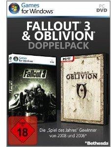 Fallout 3 & Oblivion Doppelpack (PC)