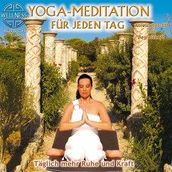 Yoga-Meditation Für Jeden Tag-Täglich Mehr Ruhe - Canda