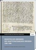 Regesten der Urkunden des Hauptstaatsarchivs Dresden 1366-1380
