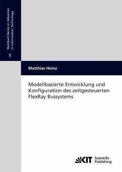 Modellbasierte Entwicklung und Konfiguration des zeitgesteuerten FlexRay Bussystems