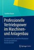 Professionelle Vertriebspower im Maschinen- und Anlagenbau