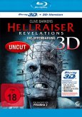Hellraiser: Revelations - Die Offenbarung (Blu-ray 3D)