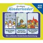 Die Schönsten Kinderlieder-3-Cd Liederbox Vol.2