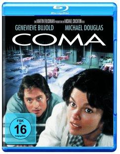 Coma - Genevieve Bujold,Michael Douglas,Elizabeth...