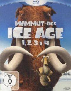 Ice Age Mammutbox (4 Blu-rays)