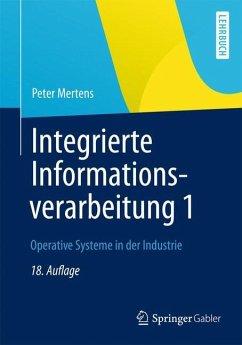 Integrierte Informationsverarbeitung 1 - Mertens, Peter