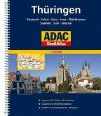 ADAC StadtAtlas Thüringen
