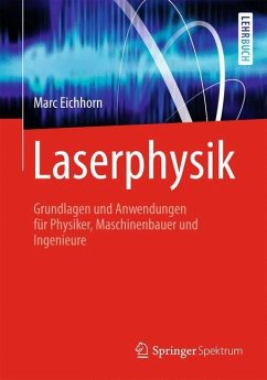Laserphysik - Eichhorn, Marc