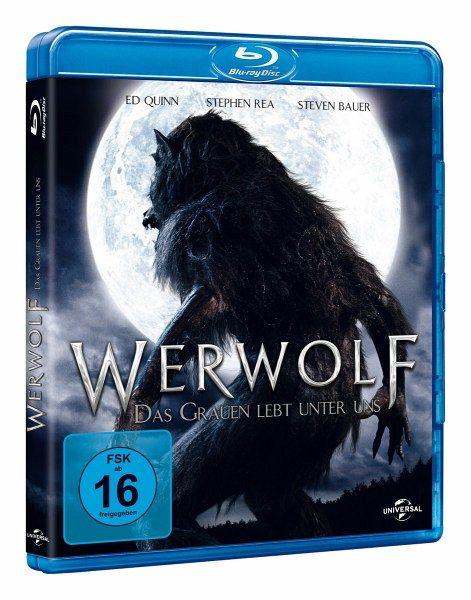 Werwolf Das Grauen Lebt Unter Uns