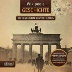 Die Geschichte Deutschlands, Audio-CD