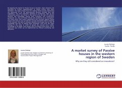 A market survey of Passive houses in the western region of Sweden