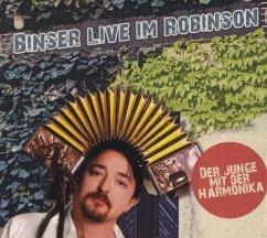 Der Junge Mit Der Harmonika (Live) - Binser,Helmut A.
