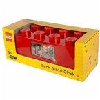 Universal Trends CT46052 - LEGO®: Legostein Wecker, rot
