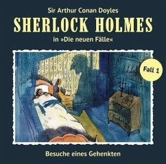 Besuche eines Gehenkten / Sherlock Holmes - Neue Fälle Bd.1 (1 Audio-CD)