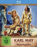 Karl May - Shatterhand Box (2 Discs)