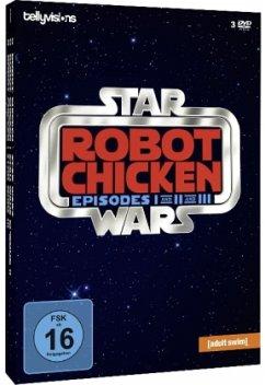 Robot Chicken - Star Wars: Episode I, II and II...