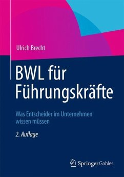 BWL für Führungskräfte