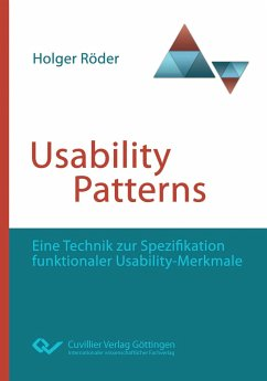 Usability Patterns