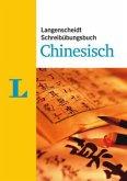 Langenscheidt Schreibübungsbuch Chinesisch