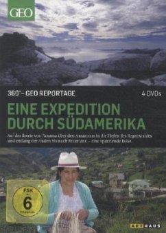 Eine Expedition durch Südamerika 360° GEO Reportage - Diverse