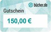 Geschenkgutschein 150 Euro (Motiv neutral)