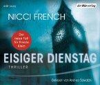 Eisiger Dienstag / Frieda Klein Bd.2 (6 Audio-CDs)