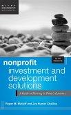 Nonprofit Investment + WS