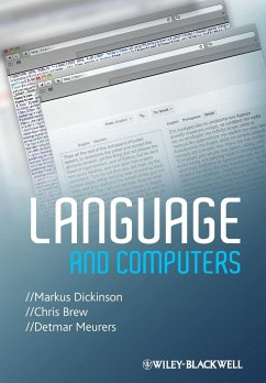 Language and Computers - Dickinson