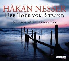 Der Tote vom Strand / Van Veeteren Bd.8 (5 Audio-CDs) - Nesser, Hakan