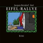 Eifel-Rallye / Siggi Baumeister Bd.8 (1 MP3-CDs)