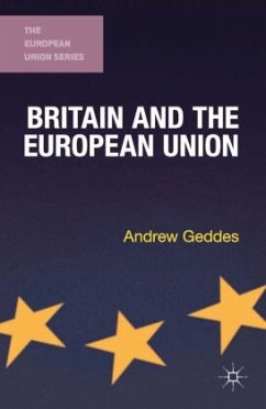 Britain and the European Union - Geddes, Andrew