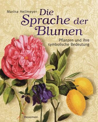 die sprache der blumen von marina heilmeyer buch b. Black Bedroom Furniture Sets. Home Design Ideas