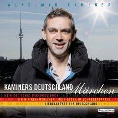 Kaminers Deutschland-Märchen, 8 Audio-CDs - Kaminer, Wladimir