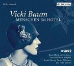 Menschen im Hotel, 1 Audio-CD