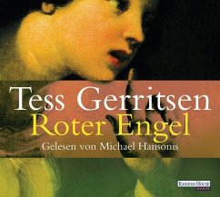 Roter Engel, 6 Audio-CDs - Gerritsen, Tess