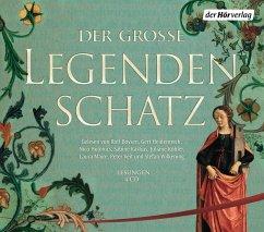 Der große Legendenschatz, 4 Audio-CD