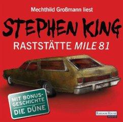 Raststätte Mile 81, 3 Audio-CDs
