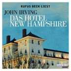 Das Hotel New Hampshire, 16 Audio-CDs