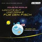 Macht's gut, und danke für den Fisch, 5 Audio-CDs