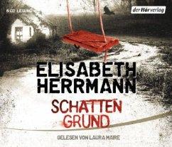 Schattengrund, 6 Audio-CDs - Herrmann, Elisabeth