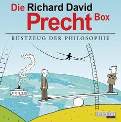 Die Richard David Precht Box - Rüstzeug der Philosophie, 13 Audio-CDs - Precht, Richard David