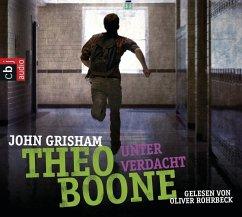 Theo Boone unter Verdacht / Theo Boone Bd.3 (4 Audio-CDs) - Grisham, John