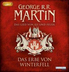 Das Erbe von Winterfell / Das Lied von Eis und Feuer Bd.2 (3 MP3-CDs) - Martin, George R. R.