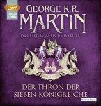 Der Thron der Sieben Königreiche / Das Lied von Eis und Feuer Bd.3 (3 MP3-CDs)